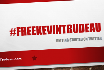 How To Tweet Your #FreeKevinTrudeau Message To President Trump